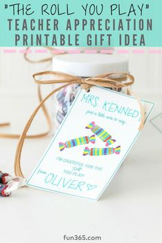 brings you inspired fun made easy. Find and shop thousands of creative projects, party planning ideas, classroom inspiration and DIY wedding projects. Teacher Appreciation Gifts, Teacher Gifts, Im Grateful, Diy Wedding Projects, Classroom Inspiration, Cute Gifts, Party Planning, Free Printables, Place Card Holders