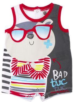 Tuc Tuc Camiseta Punto Media Ni/ña Fruit Festival T-Shirt B/éb/é Fille
