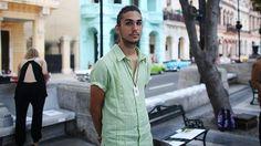 Tony Castro Ulloa, uno de los nietos de Fidel Castro