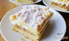 Fantastischer geriebener Apfelkuchen – Fitness Tips for Everyone Sweet And Salty, No Bake Cake, Biscotti, Apple Pie, Vanilla Cake, French Toast, Sweet Tooth, Bakery, Deserts