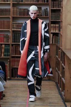 Koché Pre-Fall 2018 Fashion Show Collection