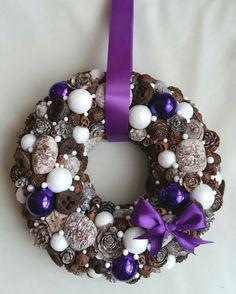 Lila-fehér kopogtató Purple-white