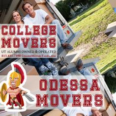 813 431 7398 Odessa Moving Services By College Movers Tampa We Move Clean