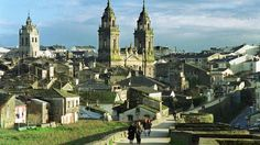 The walled cities of Spain - Lugo, Galicia