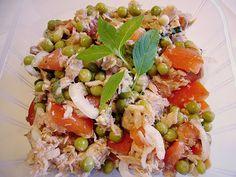 Illes leichter und leckerer Thunfisch - Tomaten - Salat 6