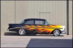 1956 Chevrolet designed by Chip Foose