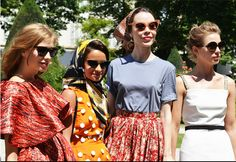 The Kate Mind: Paris Fashion Week Street Style Week By Tommy Ton