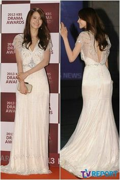 Yoona at KBS drama awards