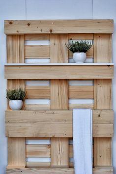 wooden pallets furniture // p e p e r m i n t
