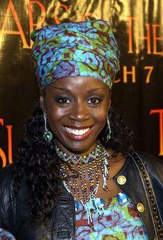 Princess Akousa Busia of the Royal Family of Wenchi, Ghana. (5 Black Princesses That You Should Know | Coco & Crème)