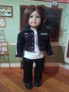 Jinjia Mixed Goods: American Girl Dolls with an Asian Flair: Mix and Match Challenge! (Part 2)