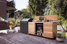 Outdoor-Küche selber bauen mit der Anleitung von HORNBACH: Schritt für Schritt mit Material- & Werkzeugliste ✔ Jetzt informieren & loslegen!