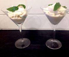 Recipe Coconut banana icecream by MasterSteph - Recipe of category Desserts & sweets