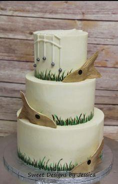 Redfish cake