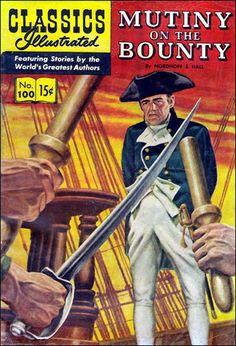 classics illustrated images | Classic Comics/Classics Illustrated 100 B, Mar 1954 Comic Book by ...