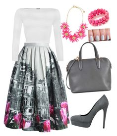 """""""Tulip"""" by anela-memic ❤ liked on Polyvore"""