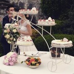 Agripasticceria DolceMente ConTorta_classic wedding cake