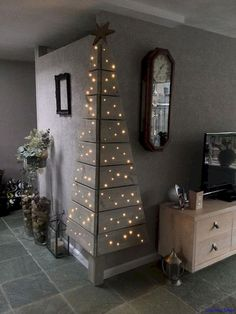 Gorgeous 45 Awesome Christmas Lights Decor Ideas https://roomaniac.com/45-awesome-christmas-lights-decor-ideas/