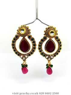 DJ 22251 - p 0716 - Earrings