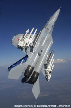 MiG-35 is compatible with Russian and foreign-origin weapons applications and an integrated variety of defensive systems to increase combat survivability. - Image - Airforce Technology