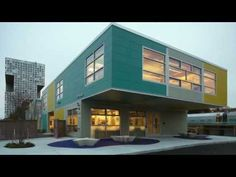 See the delivery and install of the David H. Koch Childcare Center in Cambridge, fabricated by NRB for Triumph Modular.