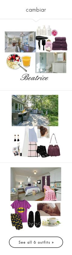 """""""cambiar"""" by changeofyou ❤ liked on Polyvore featuring Christy, Organix, GHD, Sans [ceuticals], Fresh, Pin Show, Topshop, Zara, Boohoo and Wallis"""
