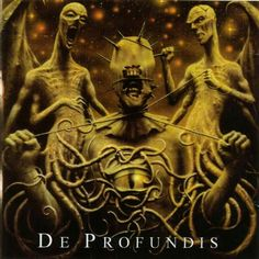 De Profundis is the second album by the Polish death metal band Vader. The album was originally released in Poland by Croon Records and in t. Arte Horror, Horror Art, Death Metal, Art Zine, Heavy Metal Art, Extreme Metal, Metal Albums, Cover Art, Album Covers