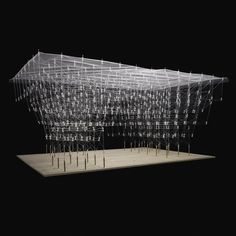 Harvesting Plasticity | Team thesis project Kevin Clement with Anders Rod | Archinect