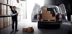 Peugeot Volume and Payload - Available in two lengths, it offers load volumes that are among the most generous in the segment. Peugeot, Showroom, Van, Vans, Fashion Showroom, Vans Outfit