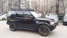 "Свершилось! Установка колёс 33.5"" — бортжурнал Land Rover Discovery 2012 года на DRIVE2"