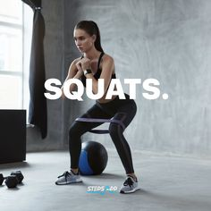 If squats are not performed properly, it can often cause discomfort and injury.   Squats, made right, strengthen your legs and buttocks.   They have a positive effect on your bones and improve your overall athleticism. If squats are not performed correctly, high pressure peaks in the joints can lead to a higher risk of injury. 💥