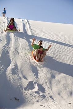 White Sands, New Mexico National Monument, Photo Credit: Las Cruces CVB www.thetouroperator.com