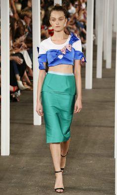 Una a una, las 8 principales tendencias de la New York Fashion Week - Foto 43