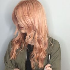 Pink Pastels  Colour was custom formulated by ME using Lànza Healing Hair Colour.