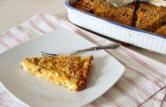 Πρασοτυρόπιτα χωρίς φύλλο - cretangastronomy.gr Lasagna, Quiche, Macaroni And Cheese, French Toast, Pie, Cooking Recipes, Snacks, Breakfast, Ethnic Recipes