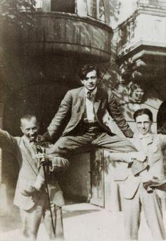 ANONYME    JEAN ARP, TRISTAN TZARA ET HANS RICHTER A ZURICH, 1917-1918