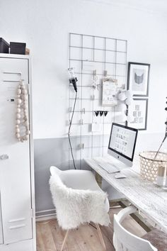 60 best office desk ideas images rh pinterest com