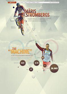extreme sports, design, scrolling, shapes BMX Gsx