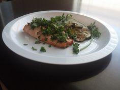 Grilled Salmon & Zucchini | Ultimate Paleo Guide
