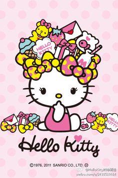 399 mejores imágenes de Hello Kitty en 2019  42aa08c21d0b