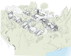 My (Erin L.G 's) Thesis Project: Cohousing Community Corvallis, Oregon. University of Oregon 2005