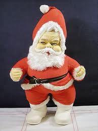 Santa Doll That's Doing The Twist!