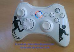 Portal Xbox 360 Controller