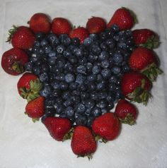 Berries are good for the heart #wfmwinavitamix
