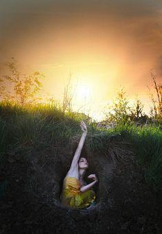 Wake up spring   earth spirit