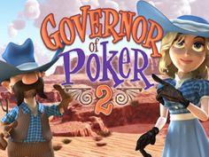 Jeux Video Flash Gratuit Governor of Poker 2