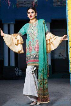Gulaal Luxury Eid Lawn Collection 2017   PK Vogue