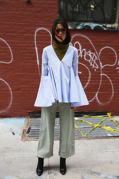 6 Awesome Ways To Style The Statement Sleeves