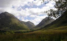 """Driving through Glencoe, Scotland."" (From: 35 Most Travel-Inspiring Nature Photos)"
