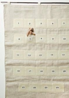 advent calender.